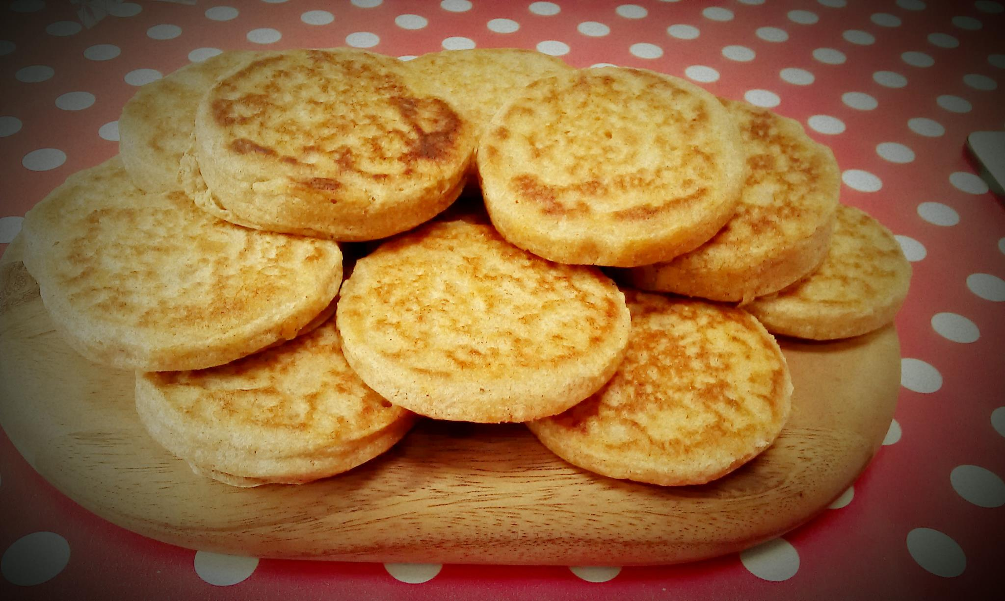 Oaty crumpets | Bread ovens and bicycles
